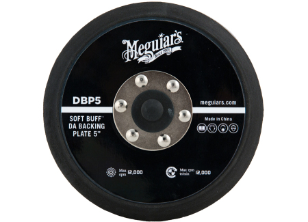 "Meguiar's DA Polisher Backing Plate 5"" - unašeč na DA leštičku 5palcový (125 mm)"