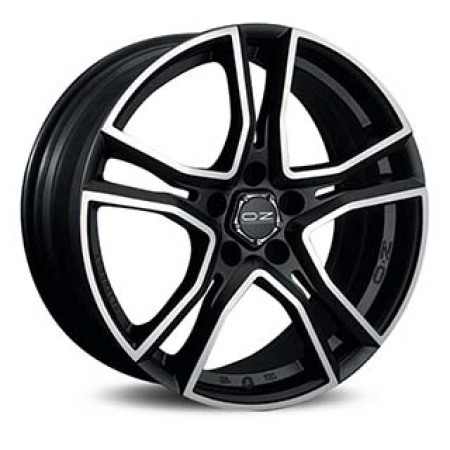 OZ X-Line ADRENALINA 6,5x15 4x100 42 MATT BLACK DIAMOND CUT