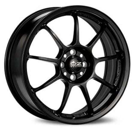 OZ I-Tech ALLEGGERITA HLT 4F 7x16 4x108 25 MATT BLACK