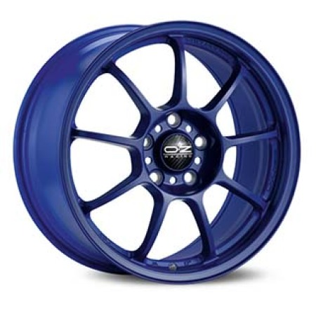 OZ I-Tech ALLEGGERITA HLT 4F 7x16 4x100 37 MATT BLUE