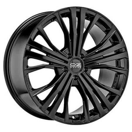 OZ Perform. SUV-Offroad CORTINA 10x19 5x120 4 GLOSS BLACK