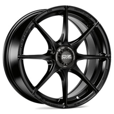 OZ I-Tech FORMULA HLT 4F 7,5x17 4x100 35 MATT BLACK