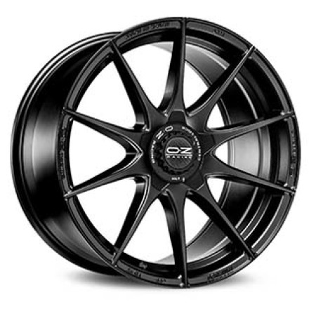 OZ I-Tech FORMULA HLT 11x19 5x130 5 MATT BLACK