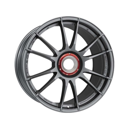 OZ I-Tech ULTRALEGGERA HLT CL 12x19 15x130 63 MATT GRAPHITE SILVER