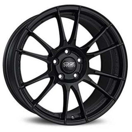 OZ I-Tech ULTRALEGGERA HLT 9x19 5x120 4 MATT BLACK