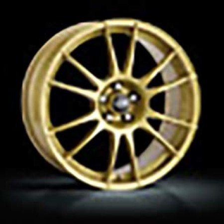 OZ SPORT ULTRALEGGERA 7,5x17 5x100 48 RACE GOLD
