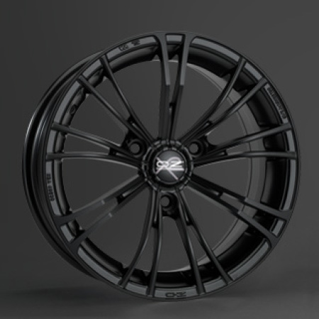 OZ X-Line X2 6,5x15 3x112 3 MATT BLACK
