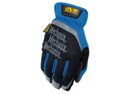 Rukavice Mechanix FastFit modré