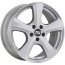 MSW ALL SEASON MSW 19 W 6,5x15 4x108 25 FULL SILVER
