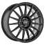OZ All-Terrain SUPERTURISMO DAKAR 10x20 5x112 19 MATT BLACK SILVER LETTERING