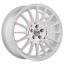 OZ SPORT SUPERTURISMO WRC 6,5x15 5x100 35 RACE WHITE RED LETTERING