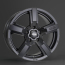 VYPRODEJ All-Terrain VERSILIA 8x18 5x114,30 32 MATT BLACK